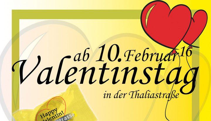 Valentinstag In Der Thaliastrasse | Die Thaliastrasse U2013 Ihre  Fachgeschäftsstrasse Und Einkaufsstrasse In Wien Ottakring
