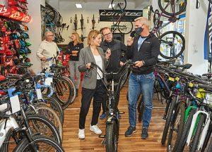 IG Thaliastrasse Schratzenthaller Burgstaller Pedalus Garber Fahrradkauf